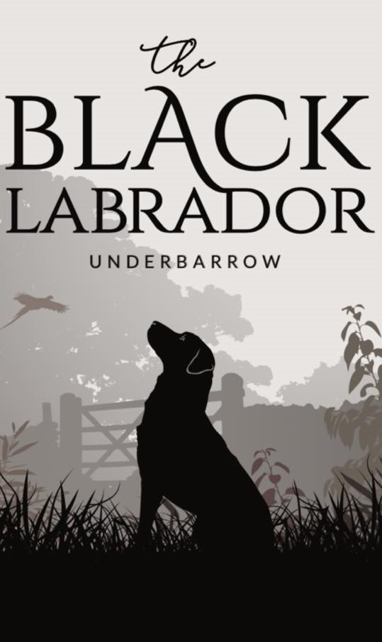 The Black Labrador Logo